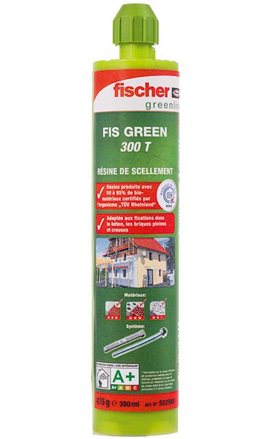 Injection mortar FIS GREEN