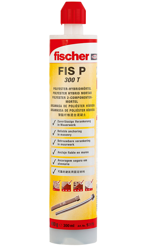 Injection mortar FIS P