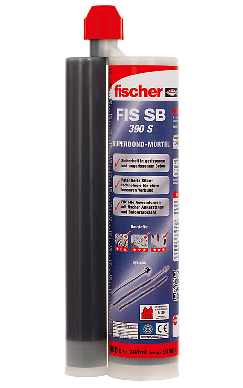 Injection mortar FIS SB