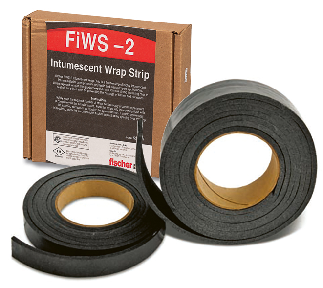 Intumescent Wrap Strip FiWS